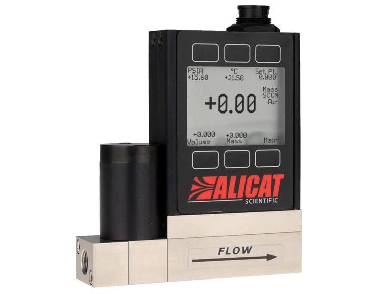 Alicat MC-series mass flow controller