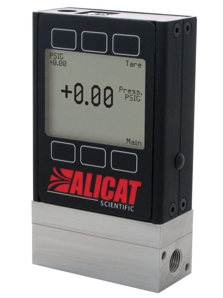 Alicat Digital pressure transducer