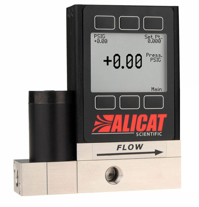 PC3 single-valve pressure controller with remote pressure sense port