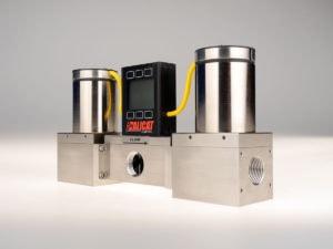 Alicat PCRD-Series dual-valve pressure controller for high flows