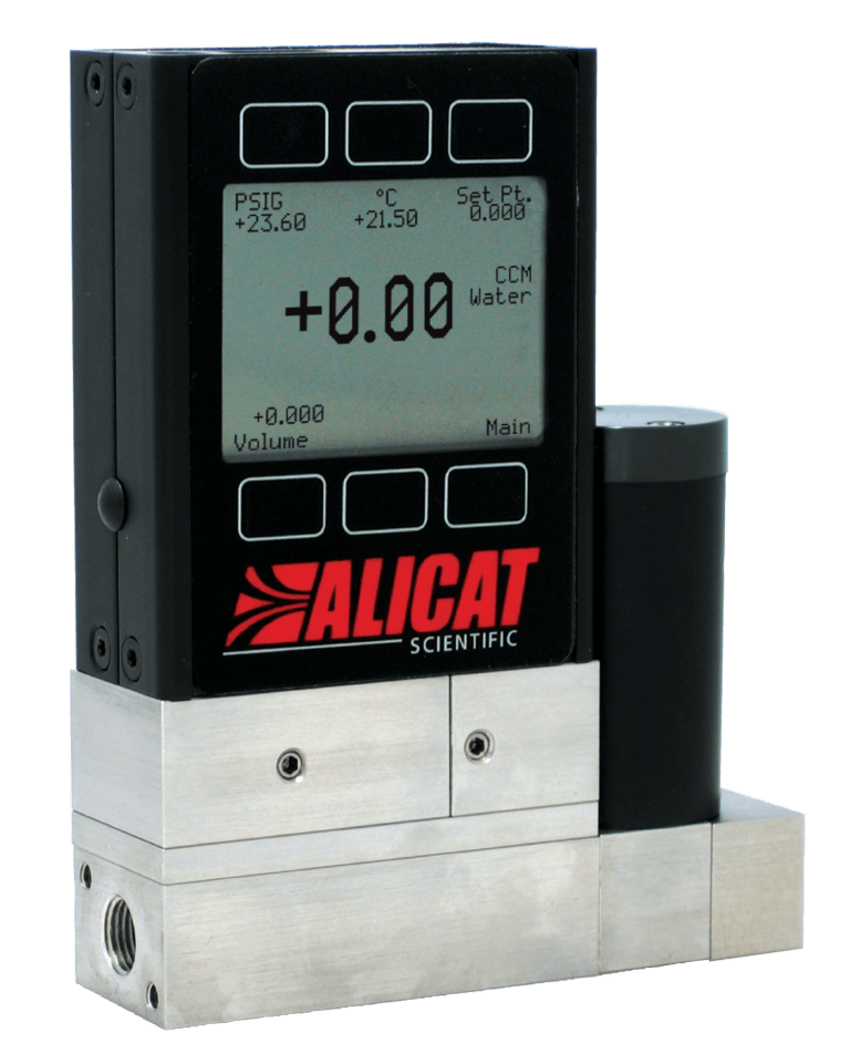 Alicat LC-series liquid flow controller