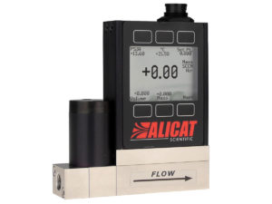 Alicat MC-series mass flow controller