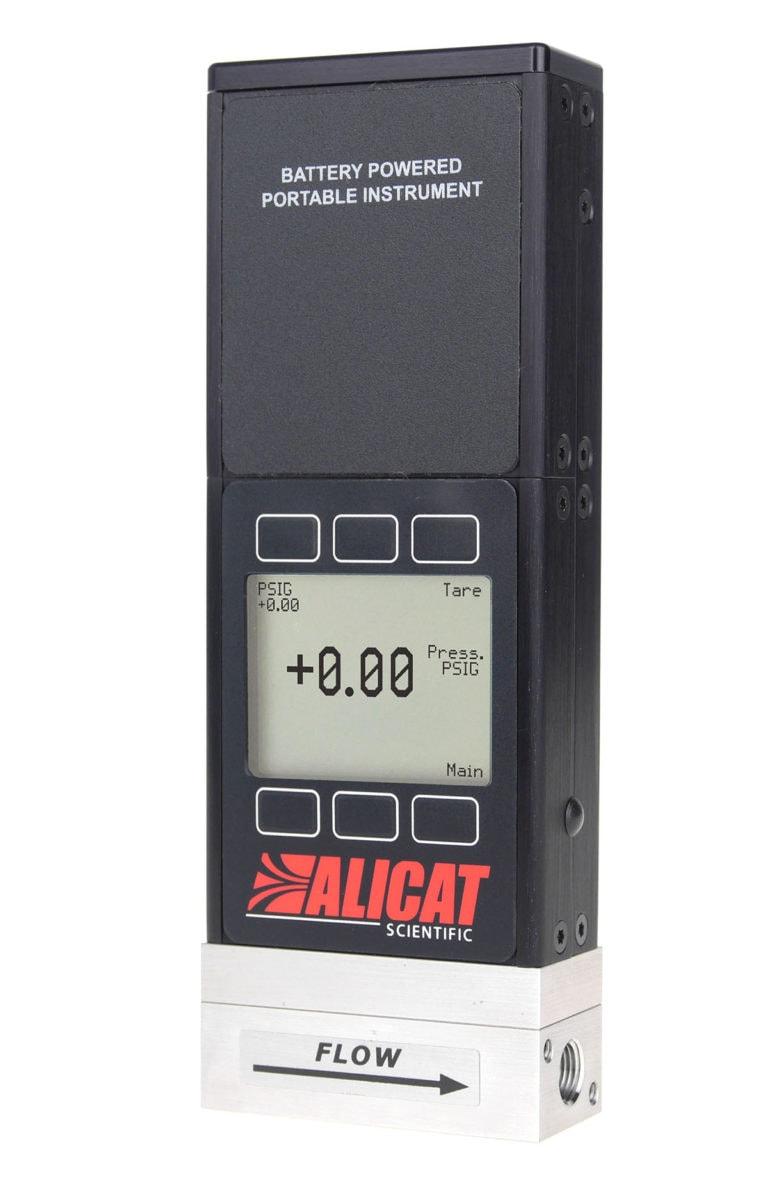 Alicat portable pressure transducer