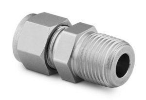 Swagelok compression fittings from Alicat