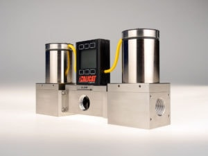 Alicat PCRD-Series dual-valve pressure controller for high flows